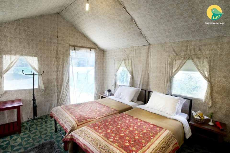 Luxurious Camp in Gangotri
