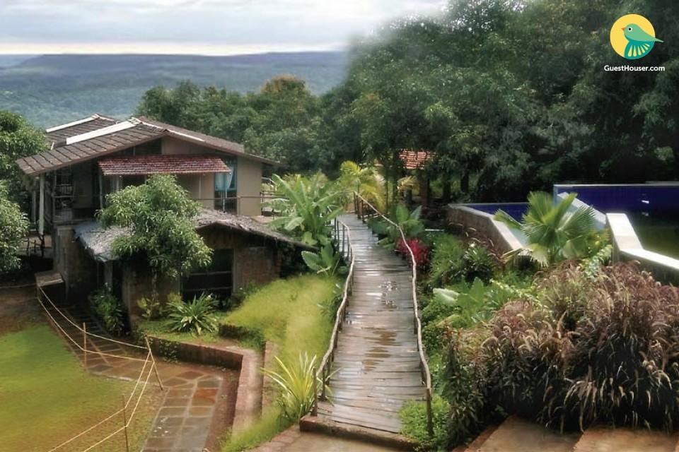 Lovely Cottages in Ratnagiri