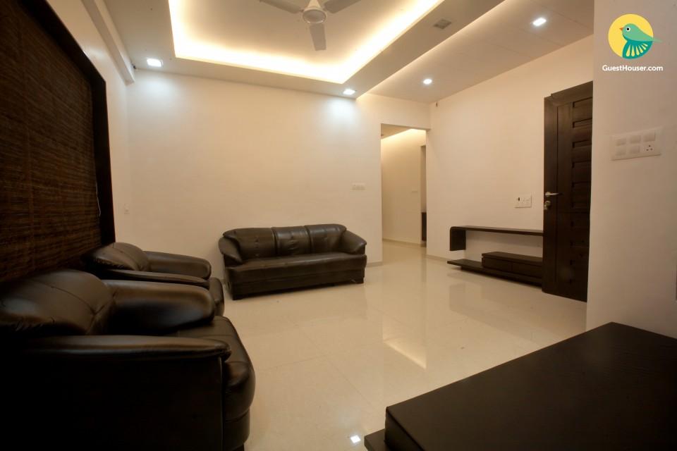 Modern 2-bedroom apartment