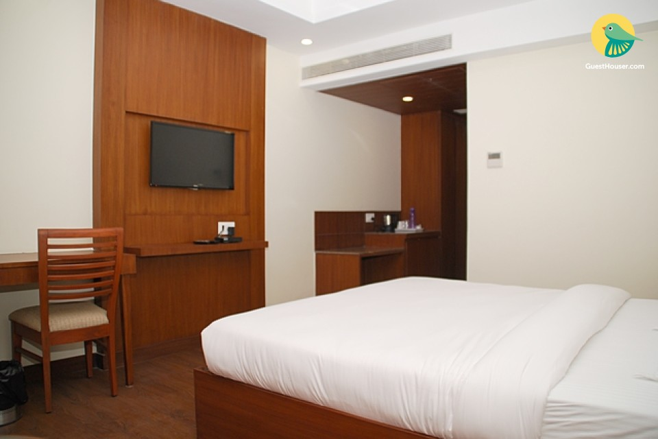 Comfortable stay In Bhopal