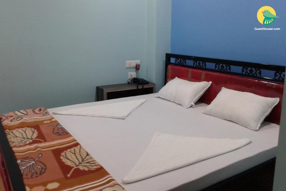 Tastefully Decorated Rooms in Maligaon