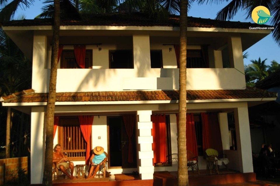 6 Homely Rooms in Traditional Villa