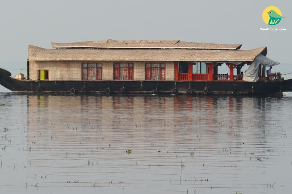 Houseboat on Vembanad Lake