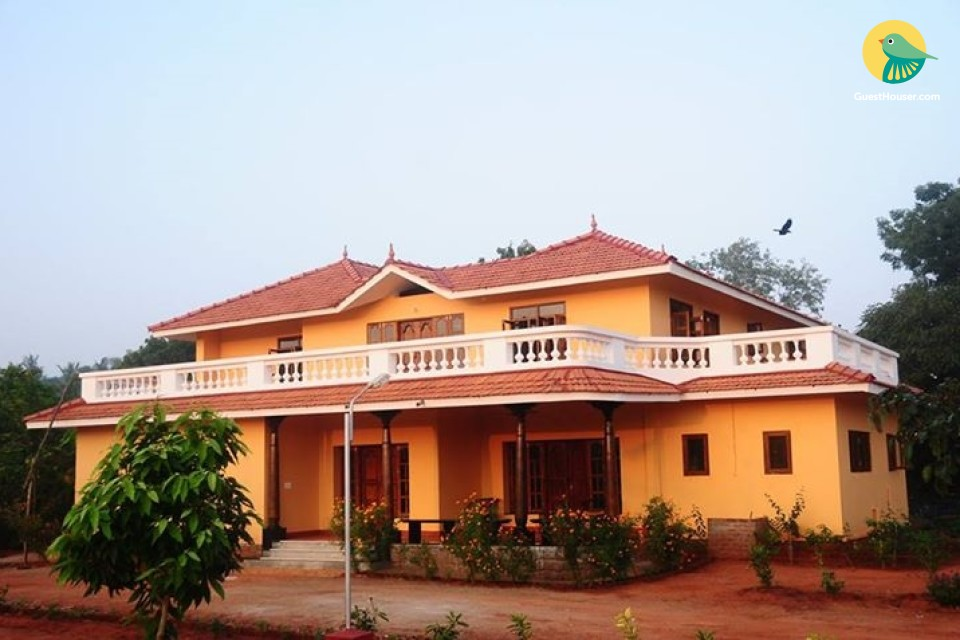 Serene 4-BR villa with a homely vibe