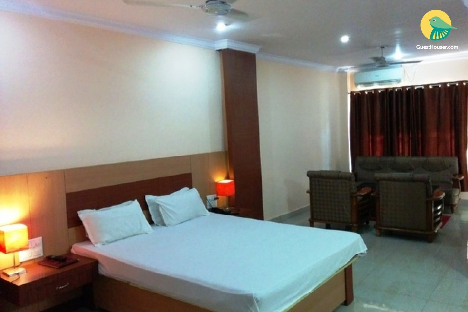 alluring room to stay
