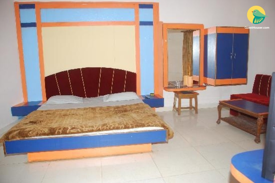 Spacious rooms available to Stay