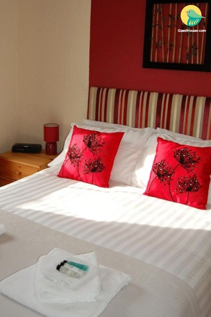 A luxurious and a comfortable place to stay