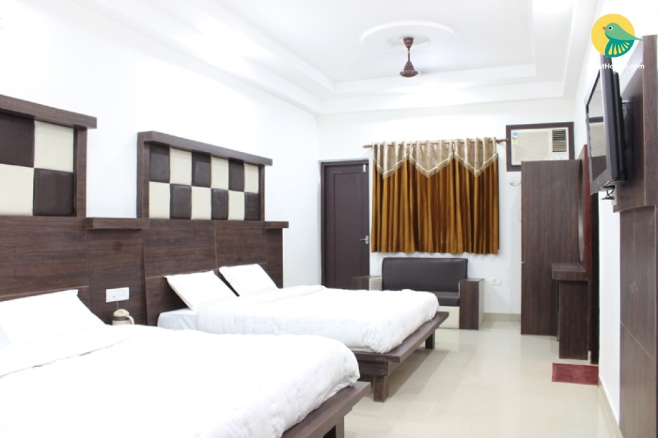 4 Bedded room to Stay