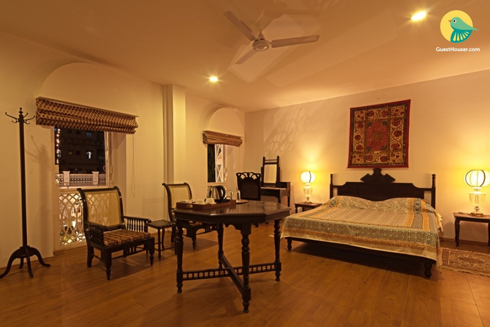 Regal Suite in Palatial Bungalow