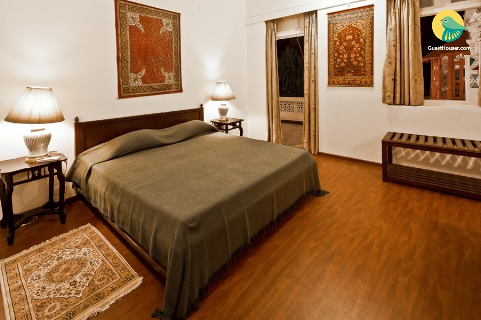 Regal Suite in Palatial Bungalow