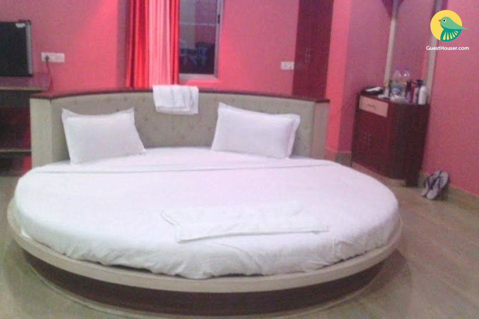 Deluxe rooms to stay