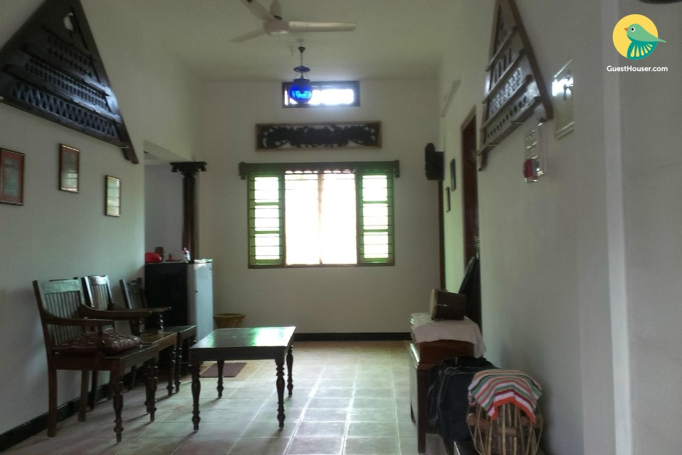 Simple 3 bedroom Homestay