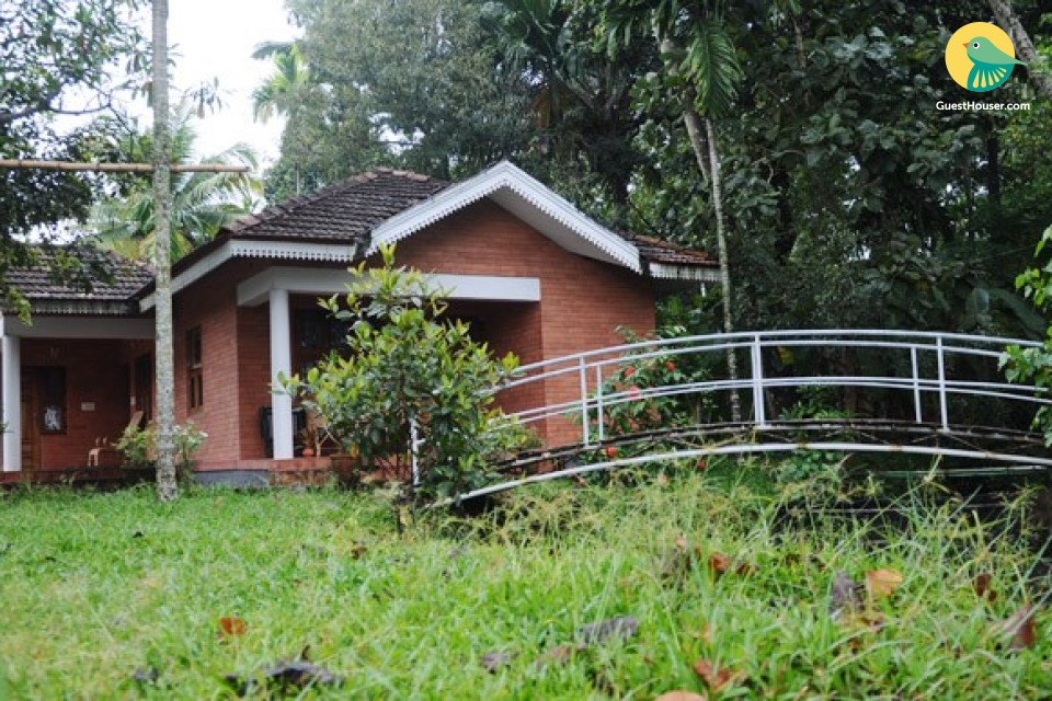 Pleasant villa stay for 3, ideal for a refreshing vacation