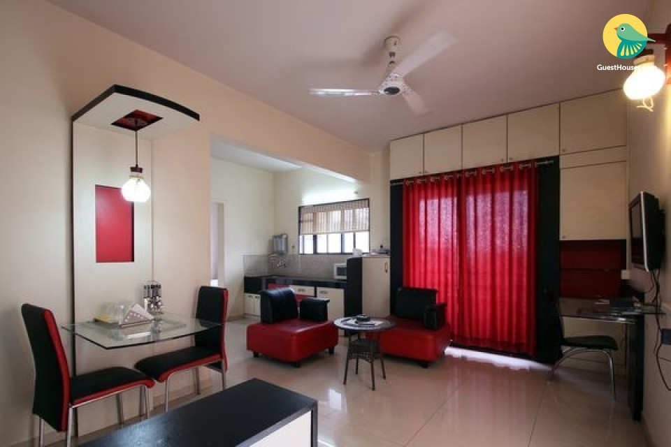 Comfortable Serviced Apartment , Pune