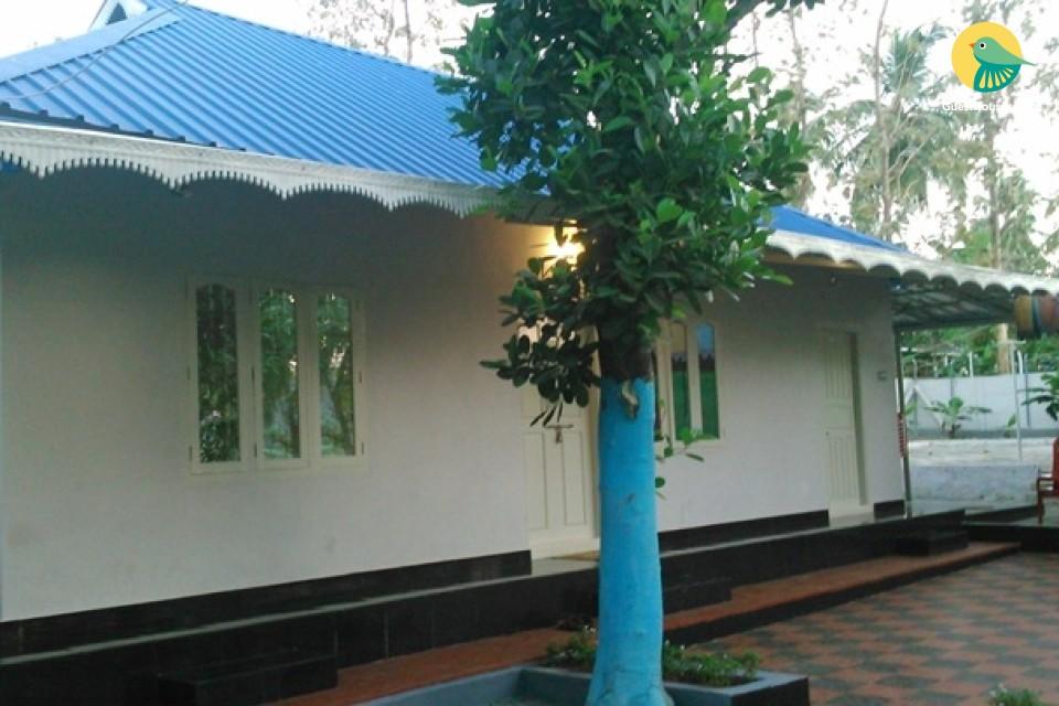 Modest 2-bedroom accommodation in Nemmara