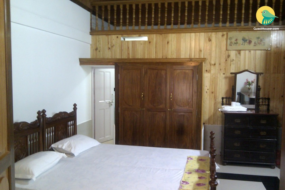 stay in a heritage room