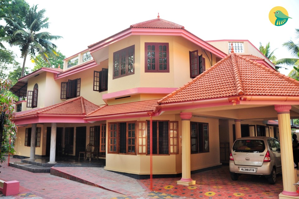 Well-furnished 2-BR shared homestay for a group stay