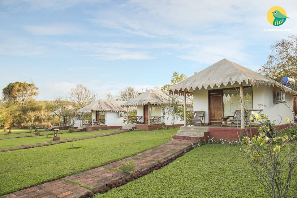 Rejuvenating 5-BR cottage for those on a peaceful getaway