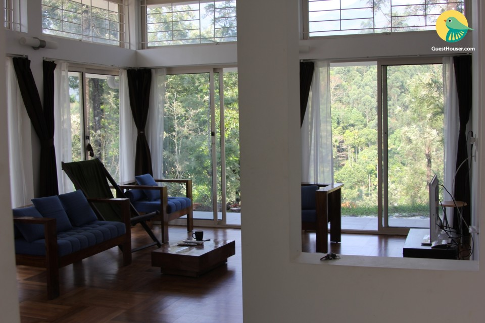 3-BR villa reflecting Japanese culture