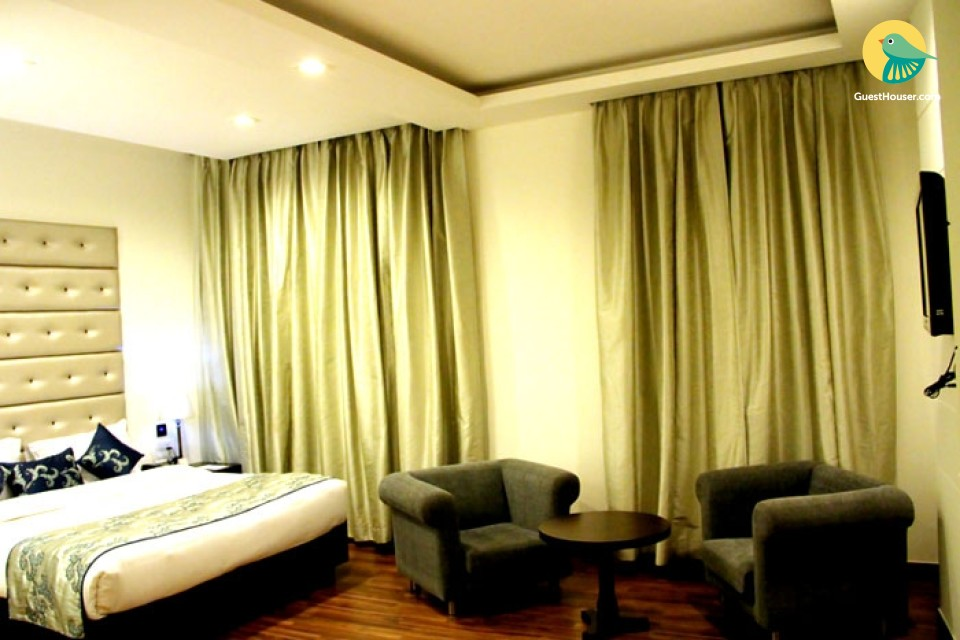 Alluring stay for the travellers