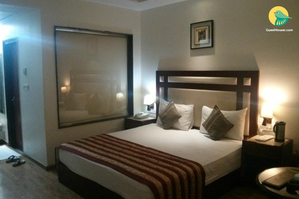 Elegant stay to the travellers