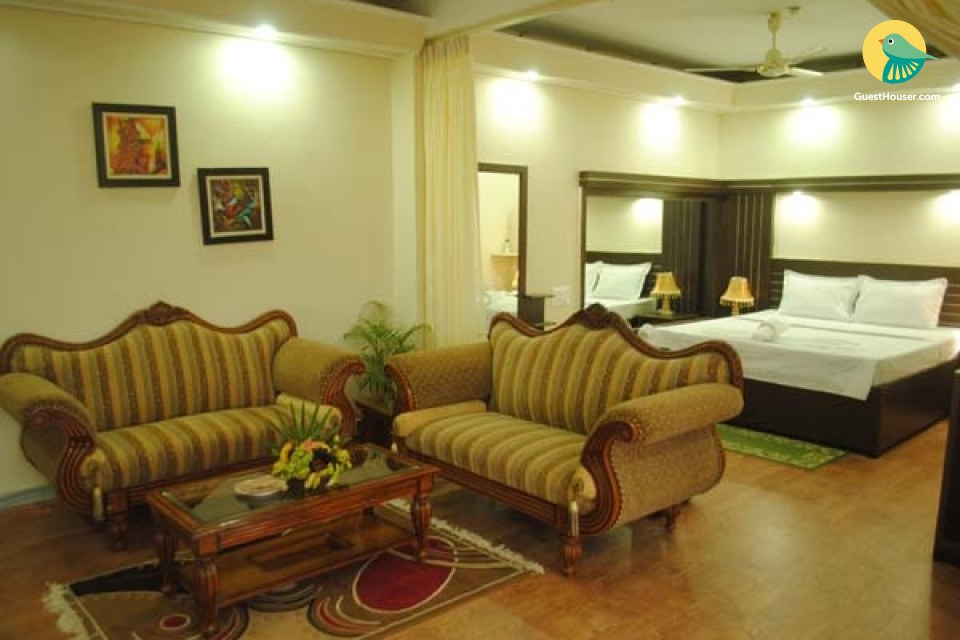 Comfy stay in puri