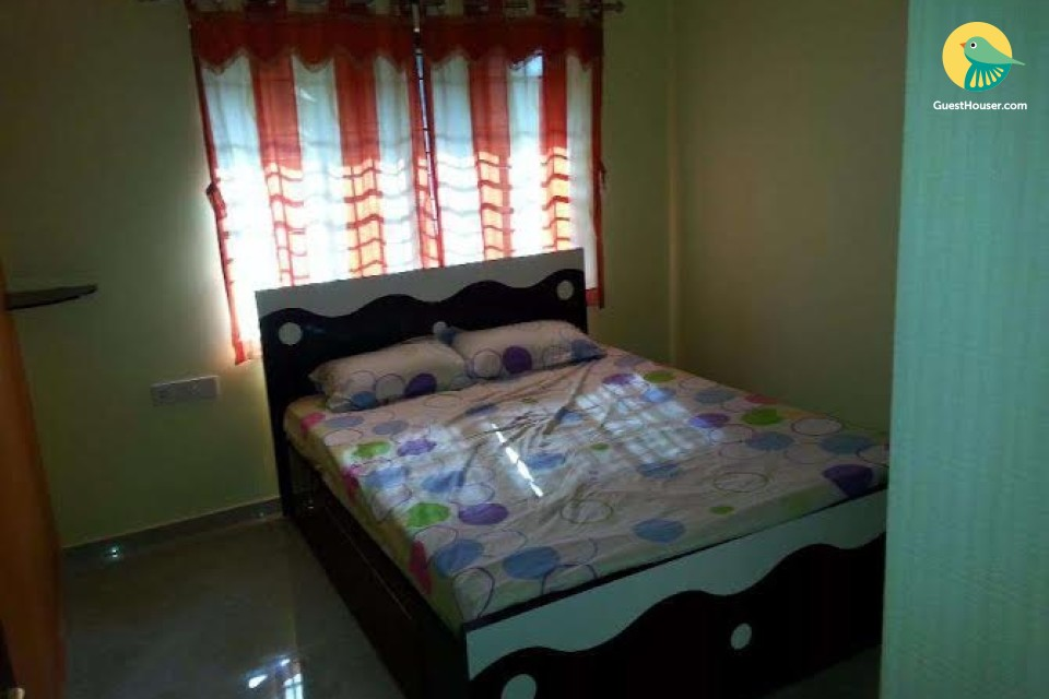 Nice 3Bhk Apartment to stay with family