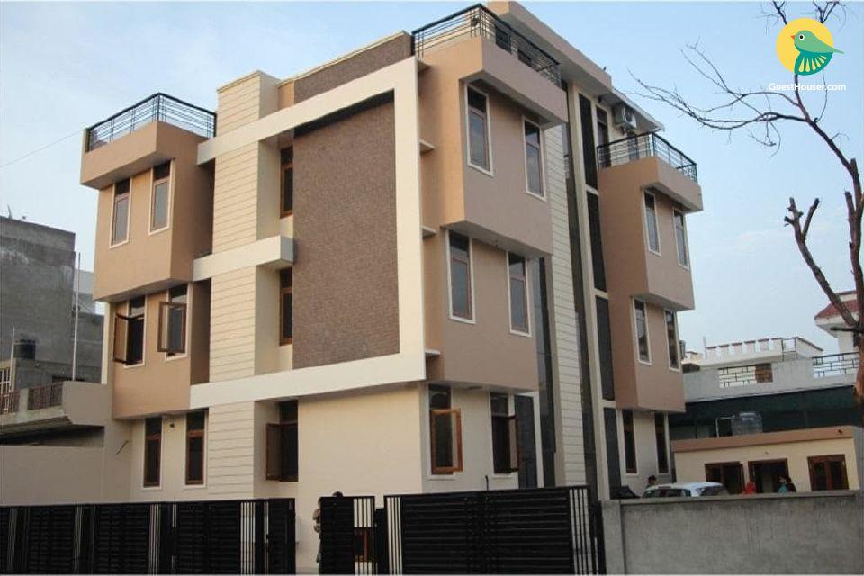 1 Bedroom Apartment in Jaipur