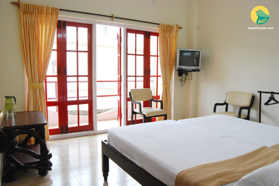 Relaxing abode for three, near Madikeri Fort
