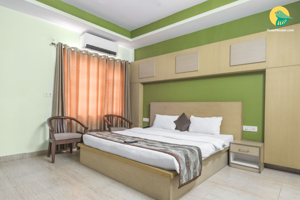 Homely abode ideal for business travellers