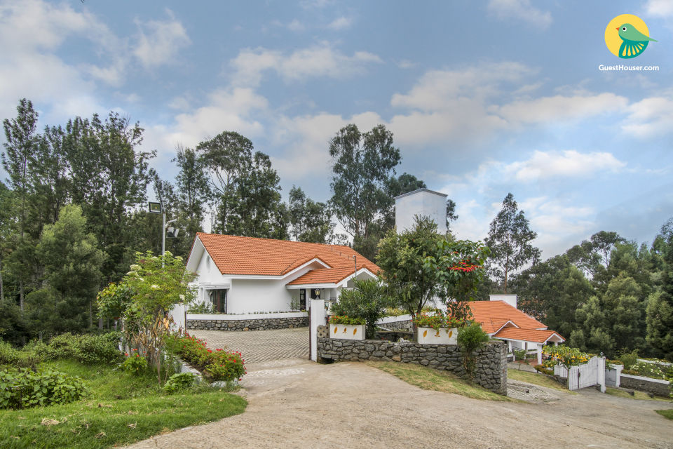 Stay for 3 near Kodaikanal Lake