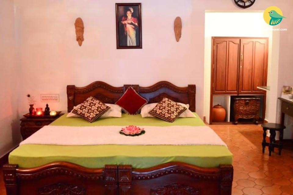 Room for 3 near Kaippilly Sree Kalari Temple