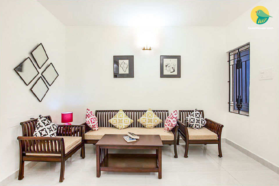 a 2 BHK Apartment Stay