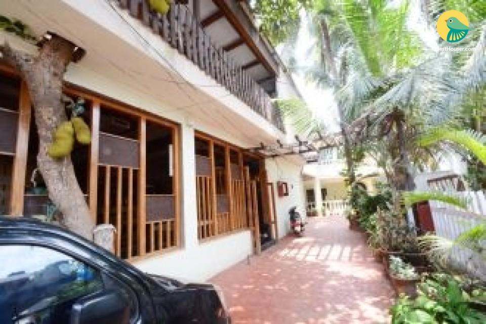 6-bedroom accommodation near Calangute Beach