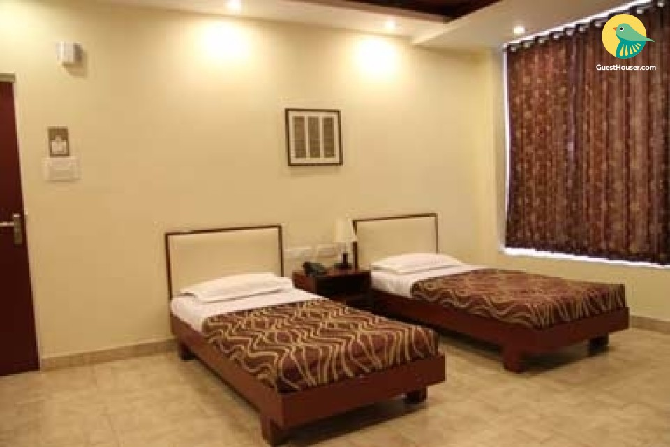 Deluxe stay in beautiful room