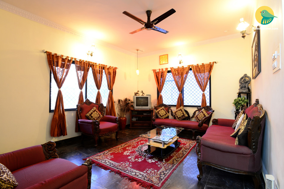 Economical stay in Bangalore.