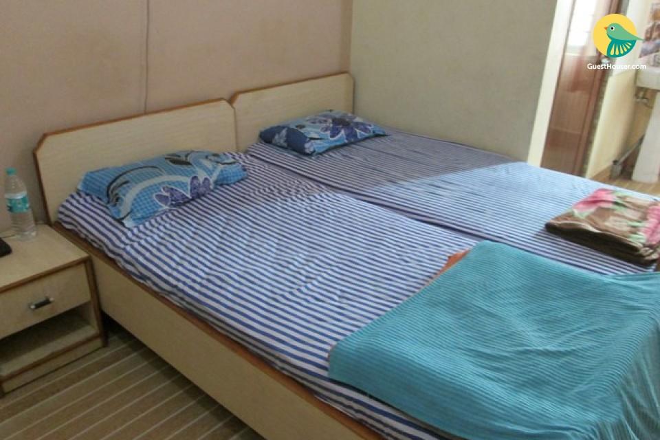 Royal stay in Baripada