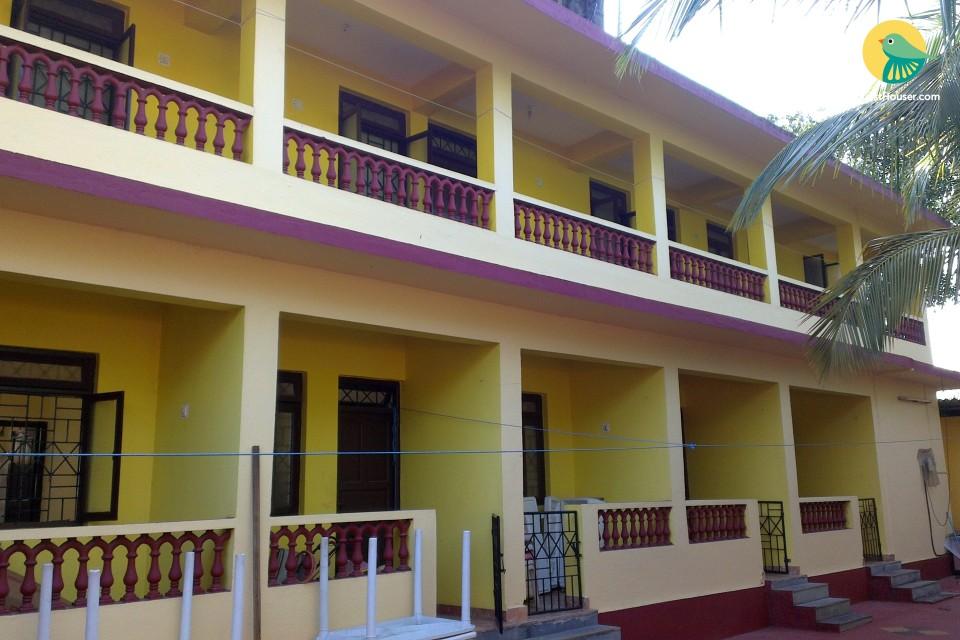 7-bedroom accommodation in Colva