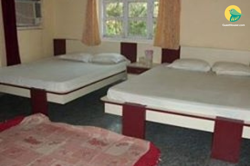 Place for stay with scenic view