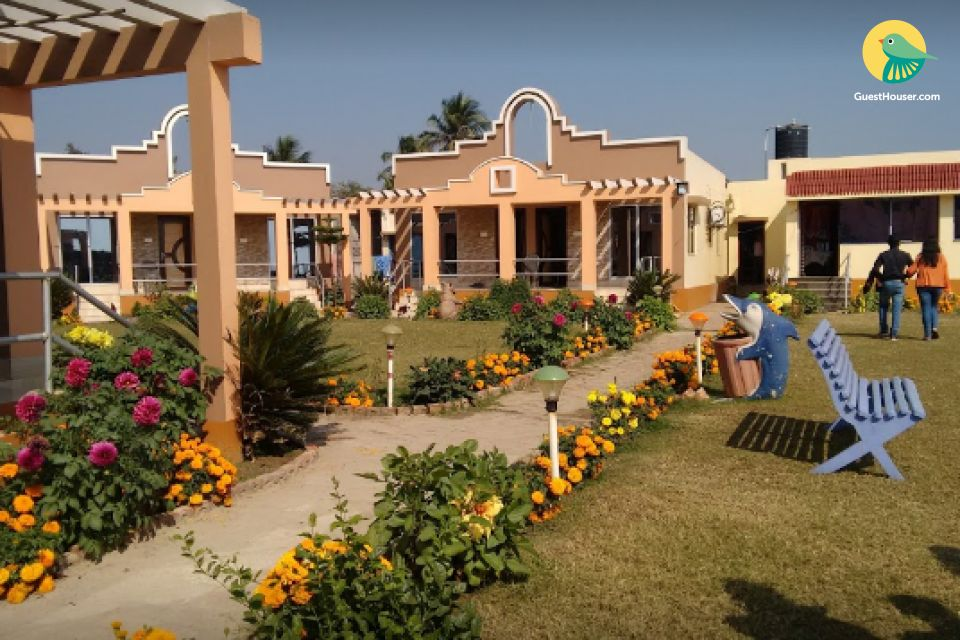 Charming room for 3, near Mandarmani Beach
