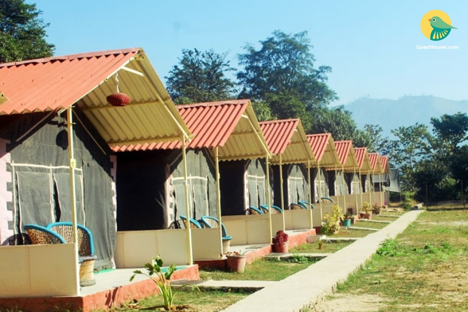 Enjoy the stay in majestic land of Himalayas.