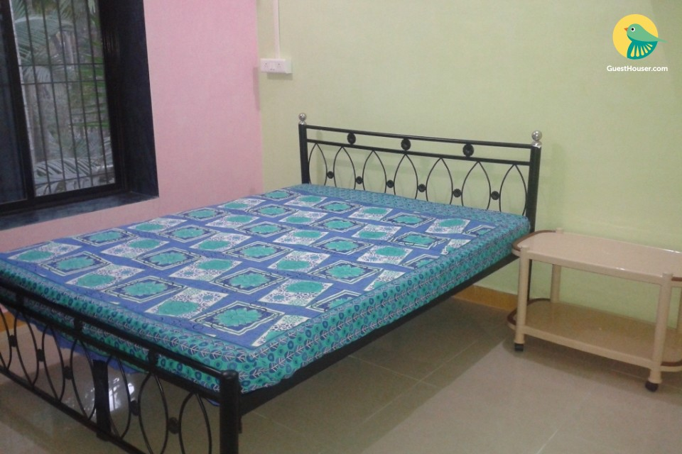 1-bedroom Cottage, ideal for backpackers
