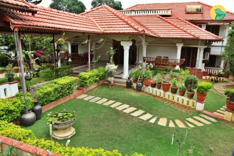 Homely stay in Villa