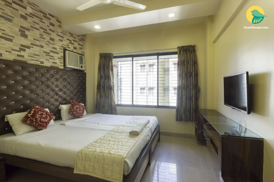 A peaceful 2 bhk to stay