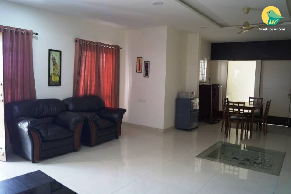 3 Bedroom Apartment for group stay