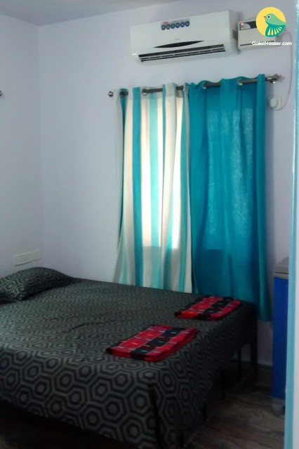 2-BR Soothing stay for a family, 500 m from Baga Beach
