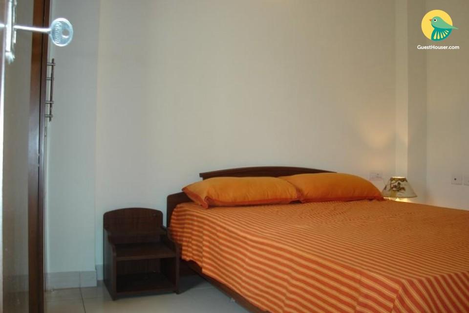 A comfy apartment