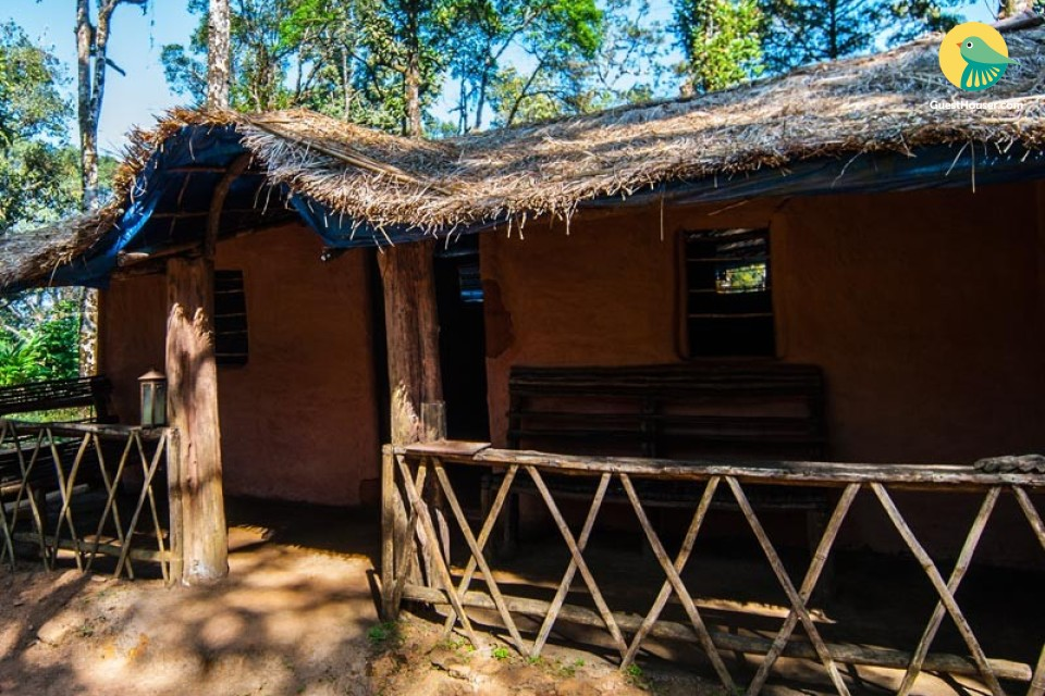 Homely stay in mud house