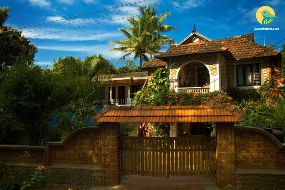 Homestay near Periyar National Park