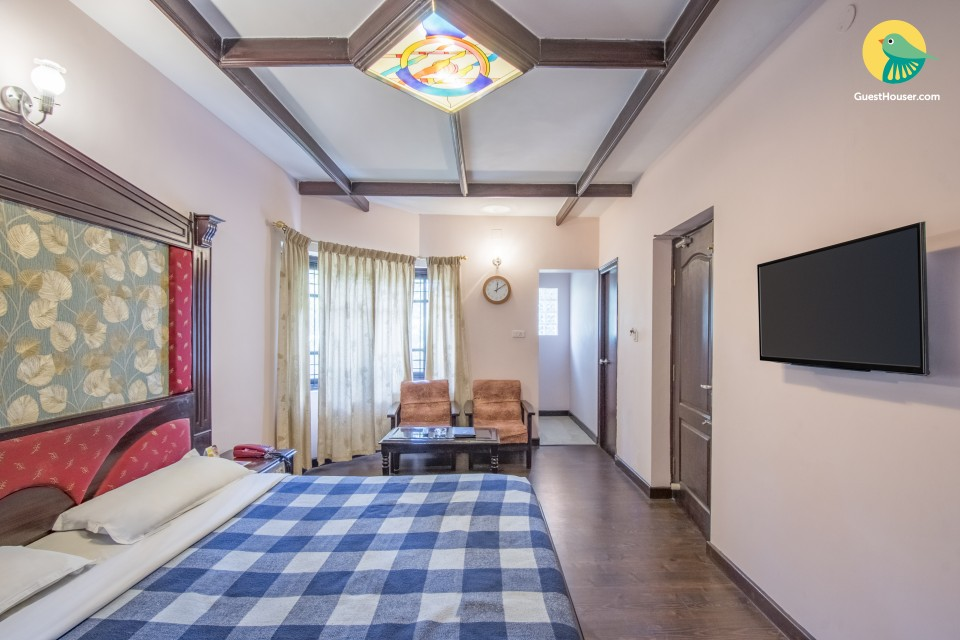 Comfy stay for a small group of friends, 300 m from Rose Garden